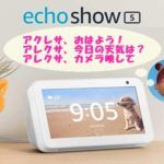 "<span class=""title"">EchoShow5は機械音痴でもタッチか話しかけるだけ!Tapo C200カメラと接続</span>"